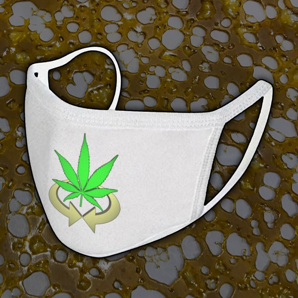 #FaceMask @WeedConnection