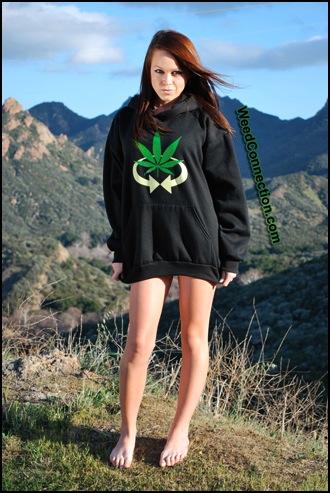 Original WC Hoodie #SweatShirt @WeedConnection