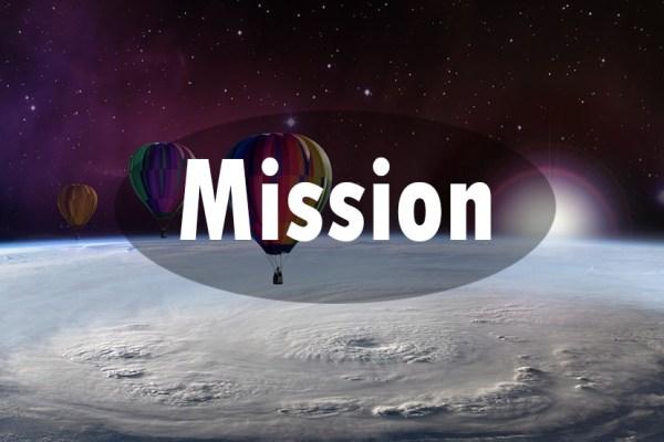 WEEDIN unsere Mission