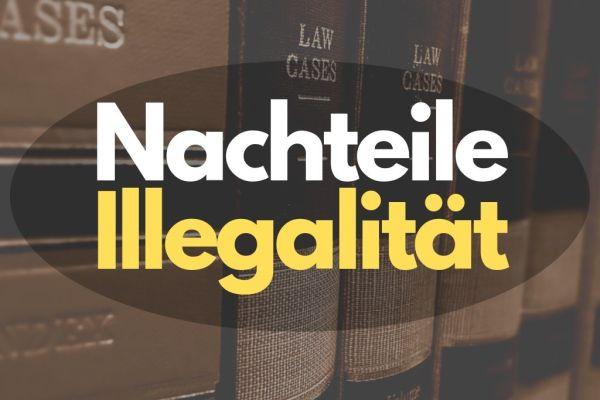 Welche Nachteile hat die Illegalisierung von Cannabis? Weedin's Blog