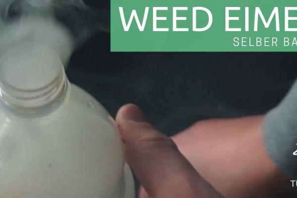 weed eimer bauen tutorial