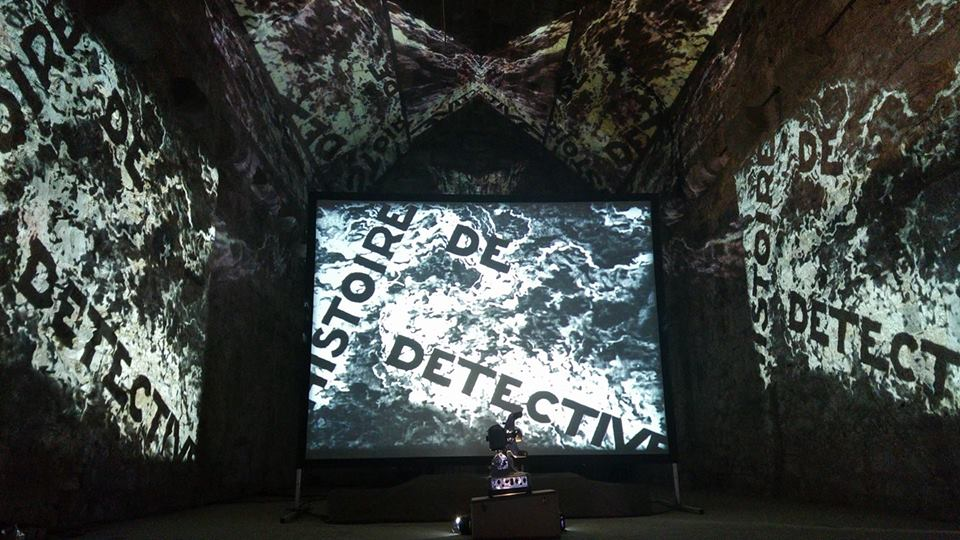 Immersive 3D cinematic projection mapping in Edinburgh