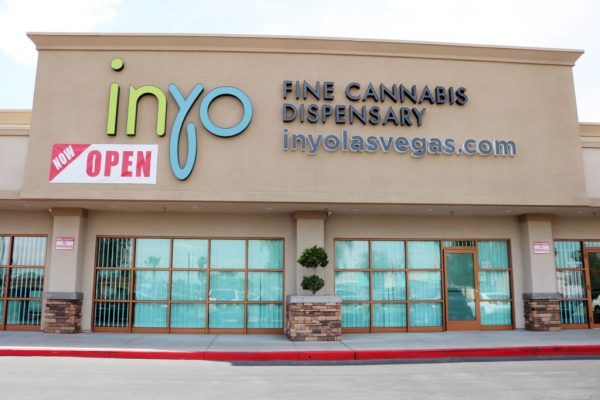 Weedshops, Inyo Fine Cannabis Dispensary