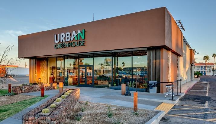 Urban Greenhouse Dispensary