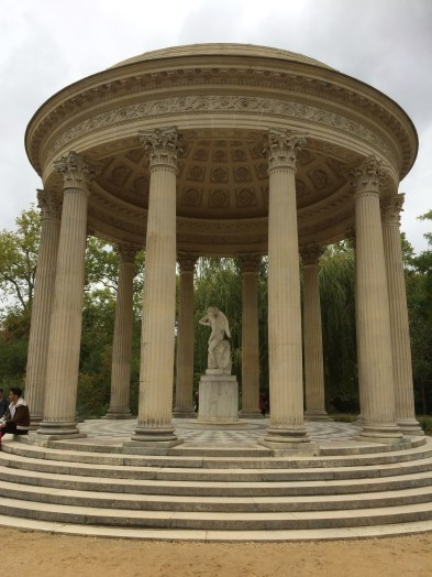 The Temple of Love, Versailles