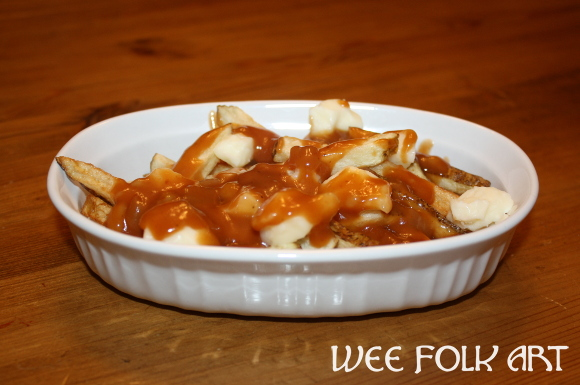 Poutine Recipe :: A Traditional Canadian Dish