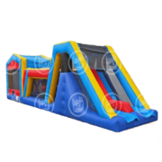 Obstacle, Interactive Games, and Slides