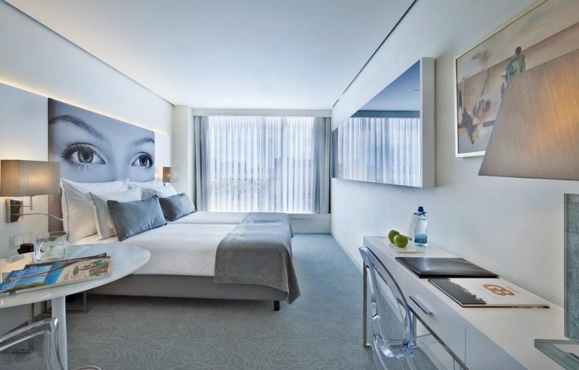 Chambre Hotel White Lisboa - 3 etoiles - Lisbonne