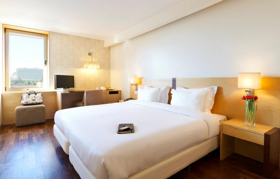 HF Fenix Urban Lisboa - Chambre Double Classique - Hotel Lisbonne ...