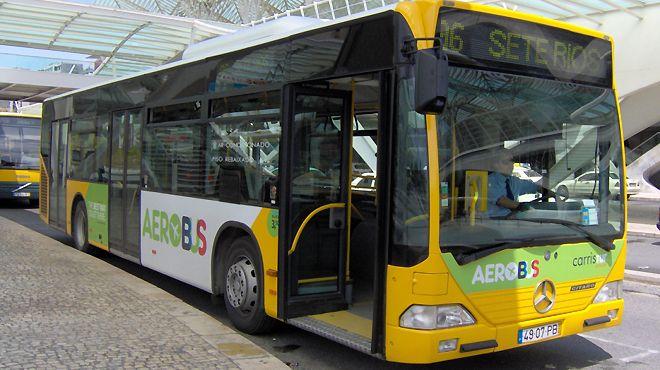 Aerobus Lisbonne - Ligne 91