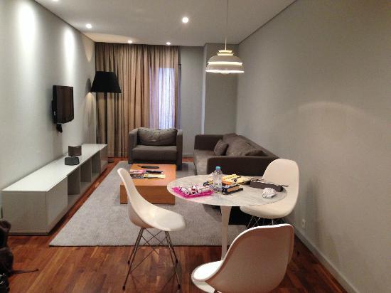 Altis Prime Hotel - Salon des appartements
