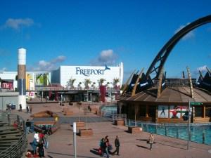 Freeport Alcochete - Outlet Lisbonne