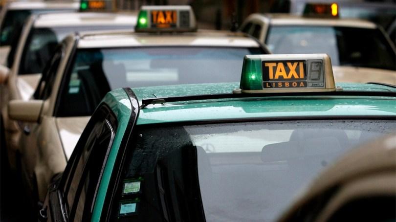Taxis de Lisbonne