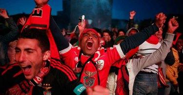Fans de Benfica