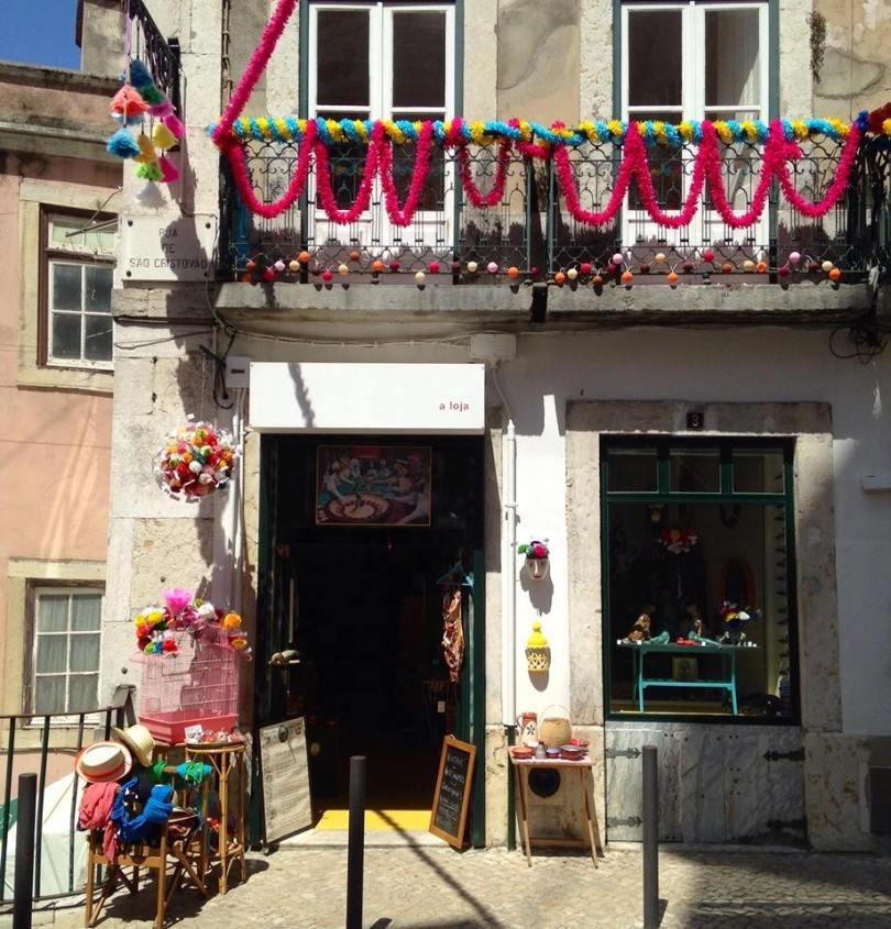 A Loja - Lisbonne