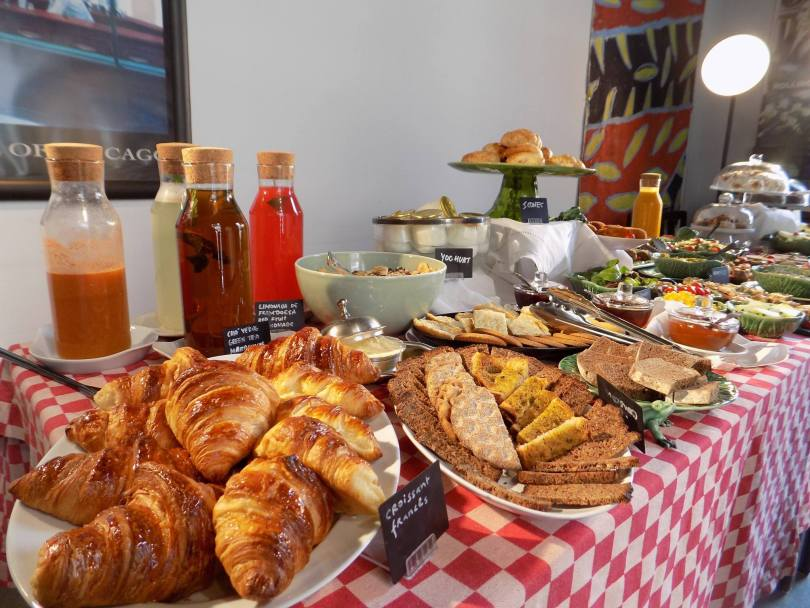 Brunch Buffet - Spleen Cafetaria - Lisbonne