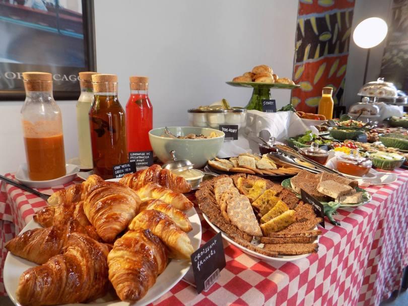 Brunch Buffet - Spleen Cafetaria - Lisbonne
