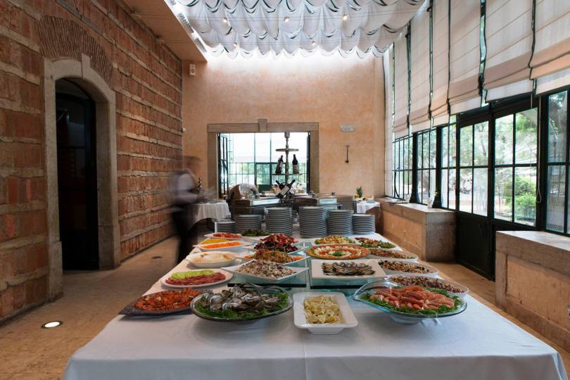 Brunch Buffet de Luxe - Estufa Real - Lisbonne
