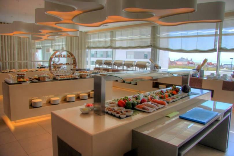 Brunch - Restaurant Flor de Lis - Epic Sana Hotel - Lisbonne
