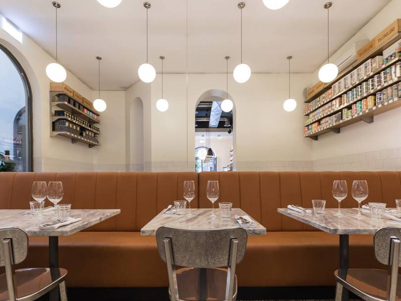 Delidelux Avenida - restaurant - brunch - epicerie - lisbonne