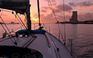 Tagus Cruises - Croisiere sur le Tage - Lisbonne