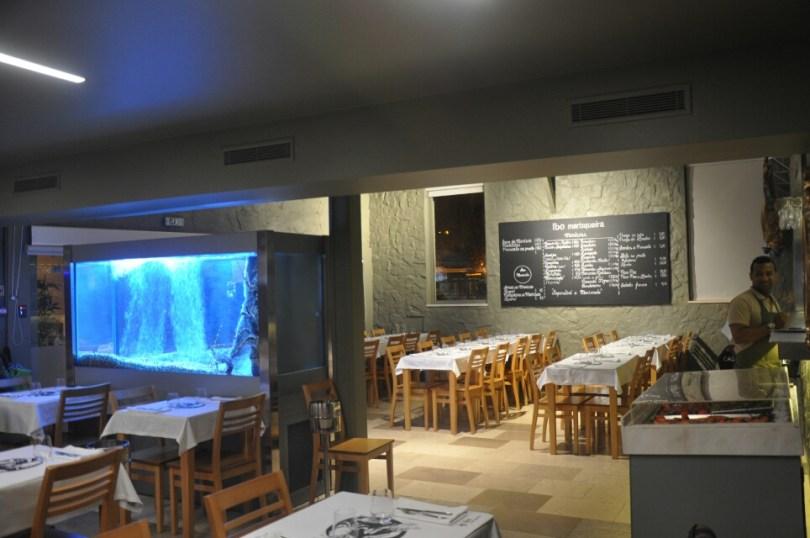 Ibo Marisqueira - Restaurant Crustacés - Lisbonne