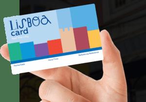Lisboa Card - Pass pour transports - musees - monuments - Lisbonne