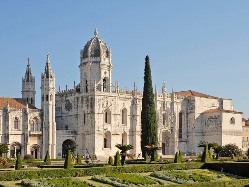 Monastere des Hieronimytes - Mosteiro dos Jeronimos - Magnifique monument de Lisbonne