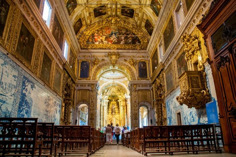 Eglise de Madre de Deus - Musée de l'Azulejo - Lisbonne