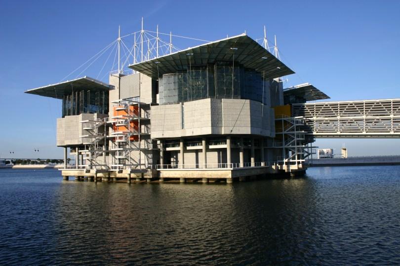 Oceanorium de Lisbonne - Quartier Paque das Nacoes - Lisbonne