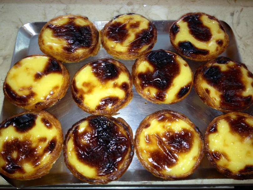 Pasteis de nata de chez Aloma - Meilleurs pasteis de nata - Lisbonne
