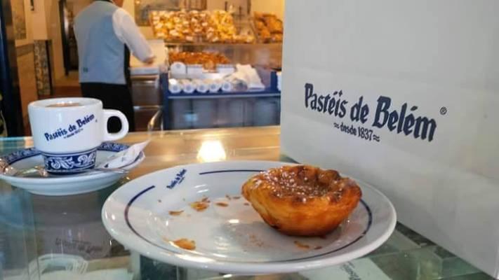 astel de Nata - Pasteis de Belem - Lisbonne