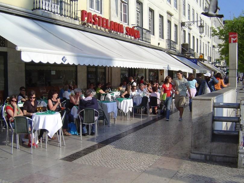 Pastelaria Suiça - Lisbonne