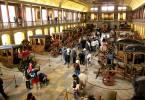 Musée National des Carrosses Royaux - Lisbonne