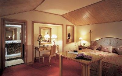 Chambre Hotel avec piscine Olissippo Lapa Palace - Lisbonne