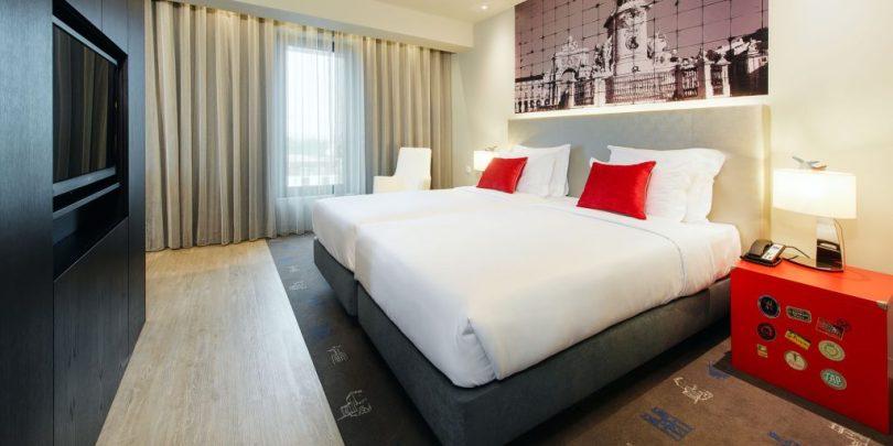 Chambre Tryp Lisboa Aeroporto - Hotel 4 etoiles - Lisbonne