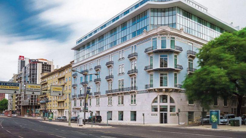 Hotel Jupiter Lisboa Hotel - Lisbonne