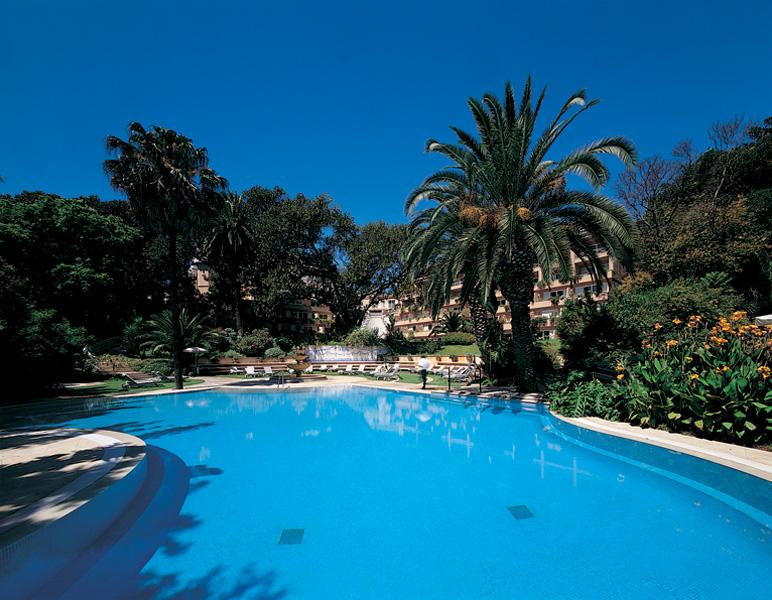 Hotel avec piscine Olissipo Lapa Palace - Lisbonne