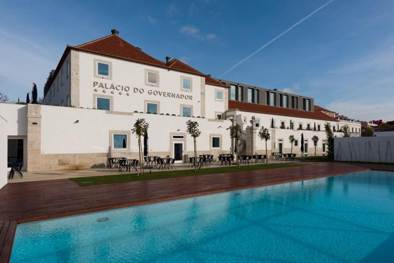 Hotel avec piscine - Palácio do Governador - Lisbonne