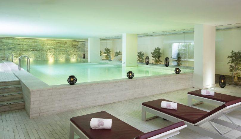 Piscine interieure - Altis Belem Hotel et Spa - Lisbonne