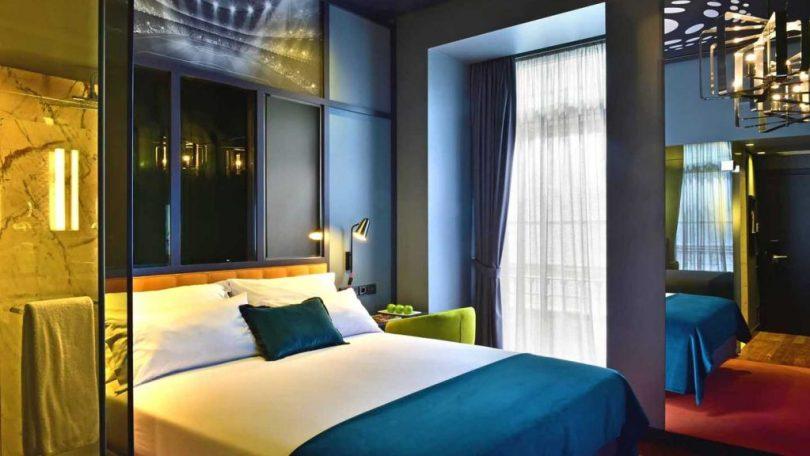 Chambre Pestana CR7 Cristiano Ronaldo Hotel - Lisbonne