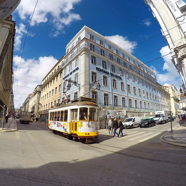 Futur Hôtel de Cristiano Ronaldo - CR7 - Lisbonne