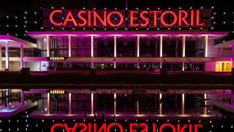 Casino Estoril - Region de Lisbonne