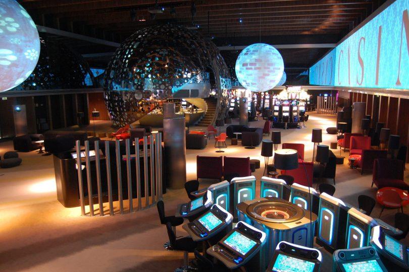 Casino de Troia - Region de Lisbonne