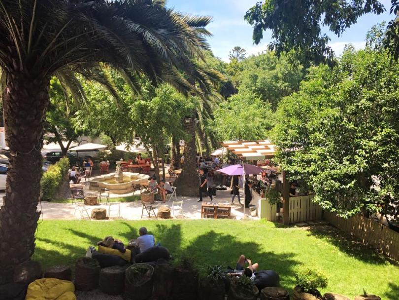 Terrasse Restaurant Lisbonne - Atalho Real
