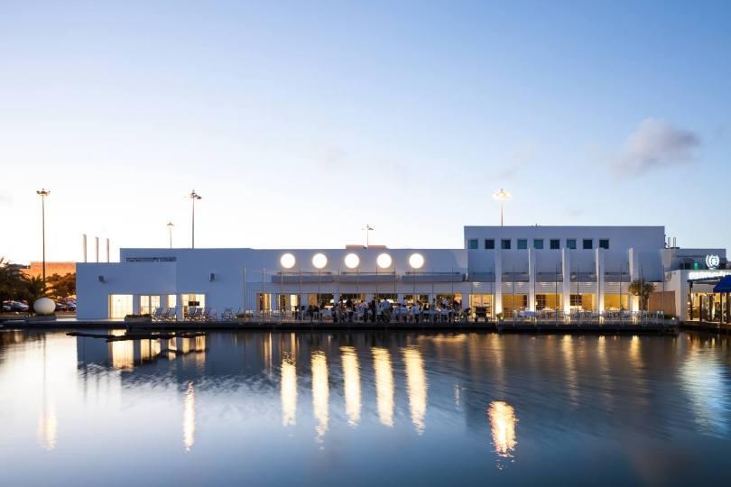 Terrasse Restaurant Lisbonne - Espaco Espelho de Agua