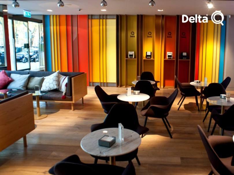 Boutique et Cafe - Delta Q - Avenida da Liberdade - Lisbonne