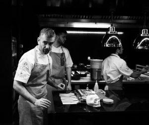 Chef Alexandre Silva - Chef 1 etoile Lisbonne - Restaurant Loco