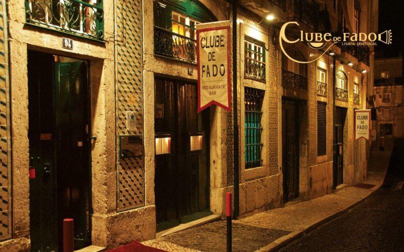 Clube de Fado - Restaurant Fado - Alfama - Lisbonne