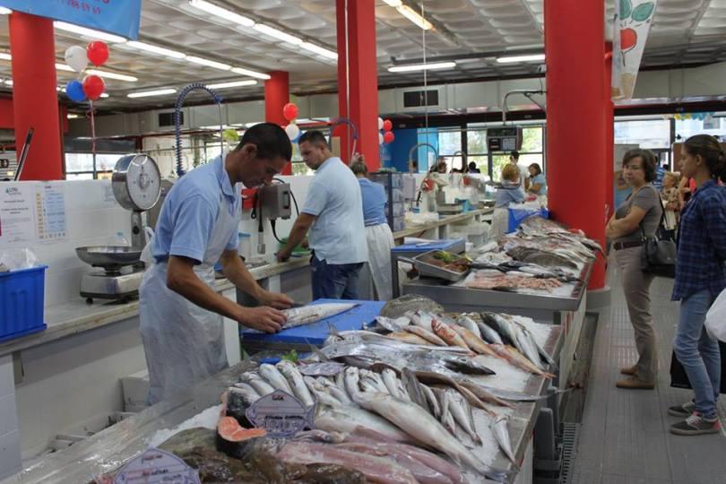 Mercado 31 de Janeiro - Picoas - Marche couvert Lisbonne